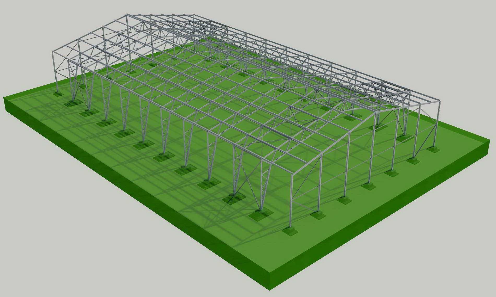 Строительное проектирование конструкций