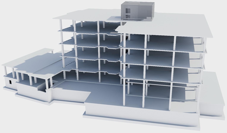 Проект КЖ монолитного дома