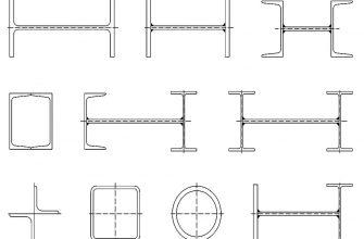 Как делают расчёт стальной колонны